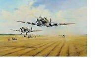 Robert Taylor - St. Croix Sur Mer - Aviation Art Signed Ace Sold Out