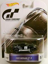 2009 '09 NISSAN GT-R REAL RIDERS RR GRAN TURISMO 3/5 PLAYSTATION HOT WHEELS 2016