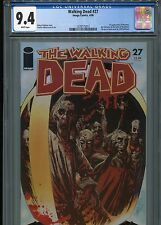 Walking Dead #27  (First Governor)   CGC 9.4  WP
