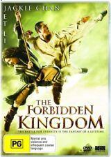 The Forbidden Kingdom - DVD VERY GOOD CONDITION REGION 4 FREE POST AUS