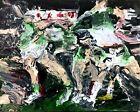 VICTORY OF PURSUIT Rugby Modern Fine Art Print - Steven Tannenbaum Tao-E