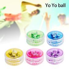 YoYo Trick YO YO Light Up Clutch Mechanism Toy Speed Ball LED Flashing Toys Gift