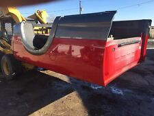 09-18 Dodge Truck 8' Bed Rust Free Ram Long Box Damaged