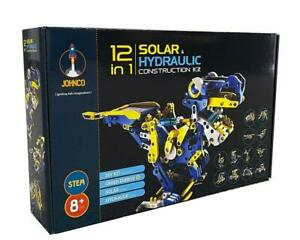 JOHNCO - 12 IN 1 SOLAR AND HYDRAULIC CONSTRUCTION KIT
