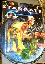 Vintage Stargate Daniel Archaeologist 1994 Hasbro Action Figure