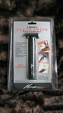 Vintage Carmen Clean Shave Electric Twin Blade Razor AA Battery Operated  Boxed