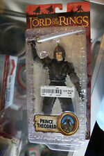 "Toy Biz Lord of The Rings The Two Towers ""Prince Theodred"" NIB JSH"