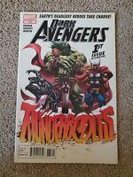 DARK AVENGERS #175 (2012) Marvel Comics Thunderbolts Earth's Mightiest NM