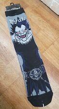 Deathnote socks Loot Exclusive 8-12 anime manga netflix
