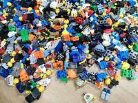 LEGO CITY Minifigure Mix Parts Pack (x20 Figs per order + accessories)