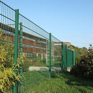 2,51m - 100m Gitter  B-WARE  Industrie Garten Zäune Sichtschutz Grundstücktrenn.