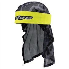 Dye Headwrap Headband - Paintball - Skinned Lime - Paintball