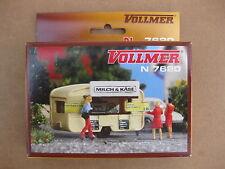 Vollmer - ref.7620 - Remolque venta de leche y quesos