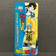 Dragon Ball Z Trunks Figure Super Guerriers AB Toys 1989 Japan Authentic rare