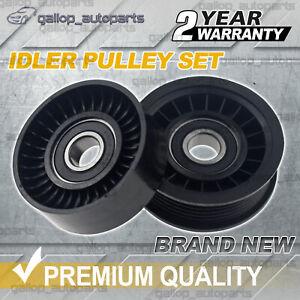 Drive Belt Idler Pulley for Ford Falcon EF EL AU BA BF FG 4.0 Fairlane Territory