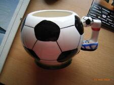 Fussballtasse Tasse Henkelbecher Fussball