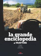 Libro LA GRANDE ENCICLOPEDIA DI TRATTORI