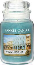 Yankee Candle Viva Havana  Large Jar - Brand New 22oz