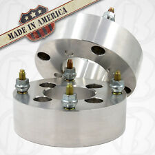 """4 Lug 100mm To 4 x 100mm Wheel Adapters / Spacers 2"""" 