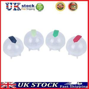 Whisky Cocktail Drinking Wine Tray Ice Ball Mold Sphere Ice Maker Molds T#K