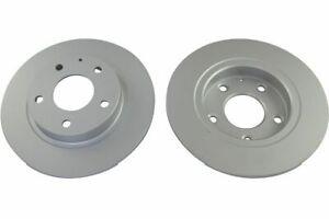 Bosch Rear Brake Disc Rotors 265mm BD2165