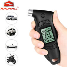 Tire Air Pressure Guage Digital Auto LCD Tester Easy Read Handheld Smart Gaug