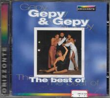 """GEPY E GEPY - RARO CD FUORI CATALOGO """" THE BEST OF GEPY E GEPY """""""