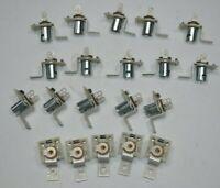 Qty 20 Premier Technology Gottlieb Pinball Lamp Bulb Sockets /w Diode 26622 OEM