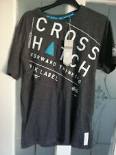 Crosshatch Mens T Shirt New With Tags - medium