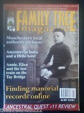 FAMILY TREE MAGAZINE - MANORIAL RECORDS - MAY 2004