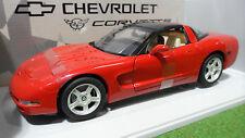 CHEVROLET CORVETTE Coupé 1988 1/18 UT Models 21001 voiture miniature collection
