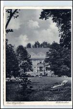 Bad Mergentheim sello 1934 a ak dt. Reich corriendo el lote wilhelmsbau