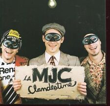 "La MJC CLANDESTINE ""Rien à branler"" (CD)"