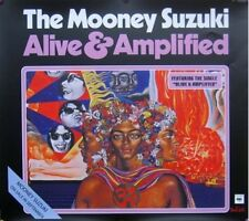 THE MOONEY SUZUKI POSTER, ALIVE &...(A10)