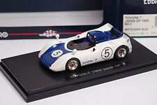 EBBRO TOYOTA 7 JAPAN GP 1969 #5 REF 665 1/43