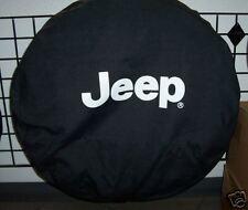 Jeep Wrangler JK black spare tire COVER oem Mopar accessory 82209953AB cover