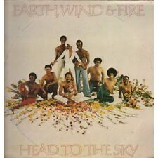 Earth, Wind & Fire Lp Vinile Head To The Sky / CBS 32017 Nuovo