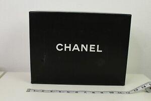 "CHANEL EMPTY BOX NO BAG 11.5"" X 9"" X 3.5"""