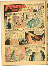 NEW ADVENTURE COMICS #12(#1) Coverless 1st JOR-L Hi-Res Scans FREE Shipping