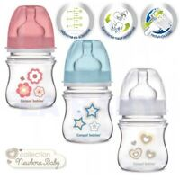 Canpol Babies Anti-colic Wide Neck Bottle  120 / 240 / 300 ml EasyStart