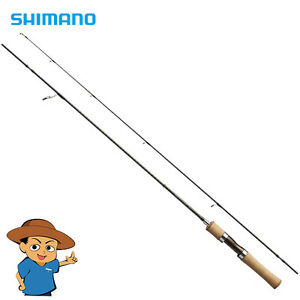 """Shimano TROUT ONE NS S53UL Ultra Light 5'3"""" trout fishing spinning rod pole"""