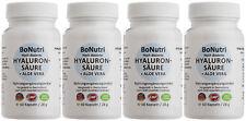 MEGASPARPACK 4x Hyaluronsäure 300 mg 500-700 kDa + Aloe Vera 240 vegane Kapseln