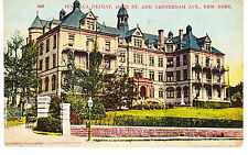 ISABELLA HEIMAT NURSING HOME, AMSTERDAM AVE & 195TH ST, NYC