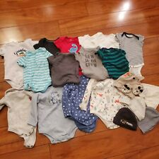 Baby boy clothes lot 3-6 months
