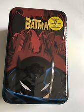 Batman Collector Tin cards