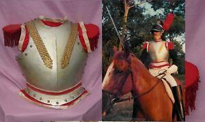 Napoleonic Wars French Cuirassiers Breastplate Empire Cavalry Regiment Napoleon