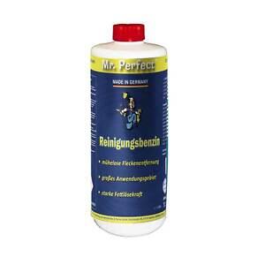 Mr. Perfect® Waschbenzin 1L - Reinigungsbenzin für Textilien & Oberflächen