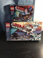 Brand New LEGO Movie 70811 70818 Bundle