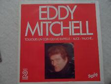 Double Vinyle 33 trs    EDDY MITCHELL    L'EPOPEE DU ROCK