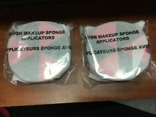 lot of 2 Avon make up sponge applicators new in package sealed